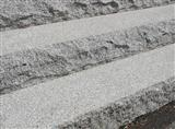 granite/sandstone step