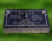 Offer Flat Marker Monument Tombstone Gravestone