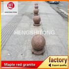 China red granite for car-blocking