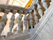 Marble Balustrade and Railings