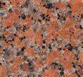 Chinese Red Granite Tile-Maple Red G562