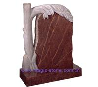 American style Tombstone -P265