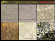 Marble and Naturel Stones from Turkey