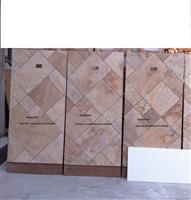 Classic Beige Travertine Pattern