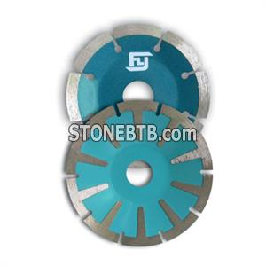 Diamond Concave Blade for Granite