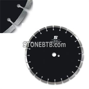Laser Welding Blade for Asphalt