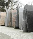 Granite and marble slabs