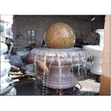 Fountain- stone carving