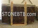 Dark Emperador slabs High Standard Range
