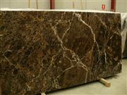 Dark Emperador Slabs and Tiles