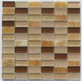 Glass & stone mosaic
