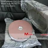 6A2T granite resin bond diamond polishing pad