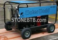 530 bar high pressure water blast machine (portable model)