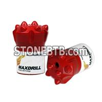 MAXDRILL Taper Button Bit