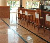 Flooring and Cladding in Hotels