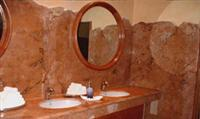 Vanity Top in Hotels