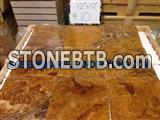 Brown Onyx Mosaic Tiles