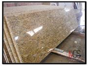 Gold Granite Countertop