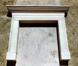 Bath Stone Fireplace