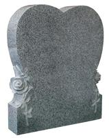 GH25 Polished Granite Headstone