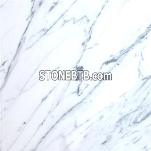 Mugla-White (Turkish Carrara) Polished Marble Tile