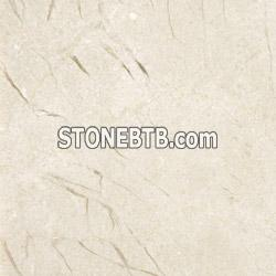 Crema Beige (Turkish Crema Marfil) Polished Marble Tile