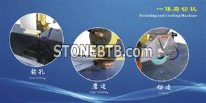 Bridge Cutting Machine for Stone, Granite and Marble Sawing Machinery