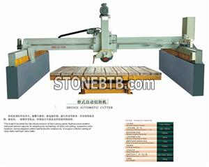 Bridge Sawing and Cutting Machine for Granite and Marble Slab