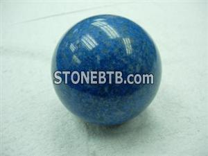 Natural Lapis Ball / Sphere