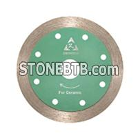 Sintered Continuous Rim Ceramic Blades