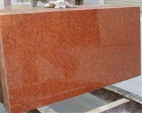 Dyed Red Granite Cut to size