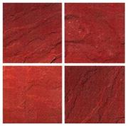 Morning Glory Red sandstone