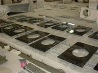 Shanxi Black, Absolute Black Countertops