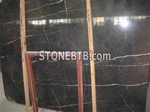 Nephrite Brown Marble