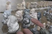 Statues Of The Seven Dwarfs