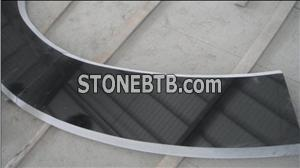 Shanxi Black Granite Special Shaped Products