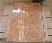 Red Agate Marble Tile