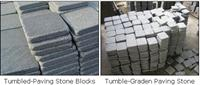 Dark Grey Granite G654 Pave Stone