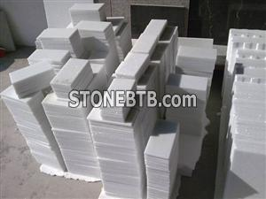 China Crystal White Marble