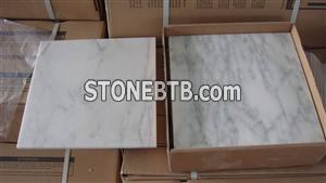Statuary White marble tiles from China
