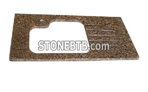Granite Baltic Brown Vanity top