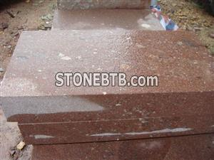 China Red Porphyry Tile (Putian Red)