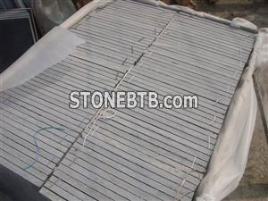 Blue limestone Tiles packing