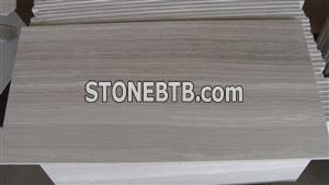 Grey River Wood Vein Marble