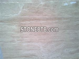 Light Beige travertine from HZX Stone