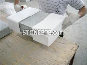 Local Grey Granite Tile 603 good price