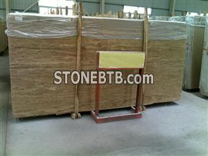 Coffee travertine from HZX Stone