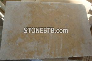 Yellow limestone Polished Packing