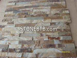 Gold wood Slate with Good Prices
