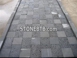Light Lava Tiles for Paving